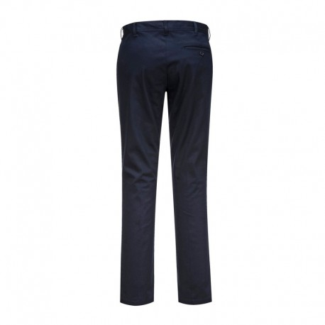 Pantalon Chino coupe slim avec stretch