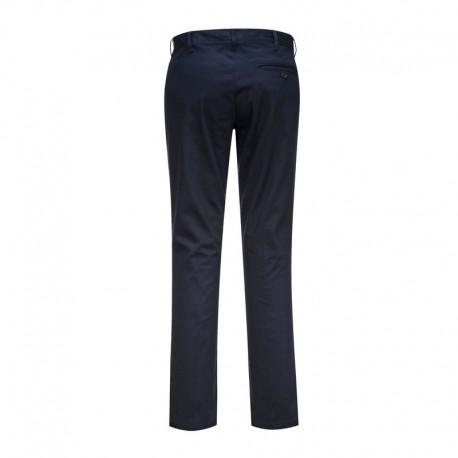 Pantalon Chino coupe slim avec stretch