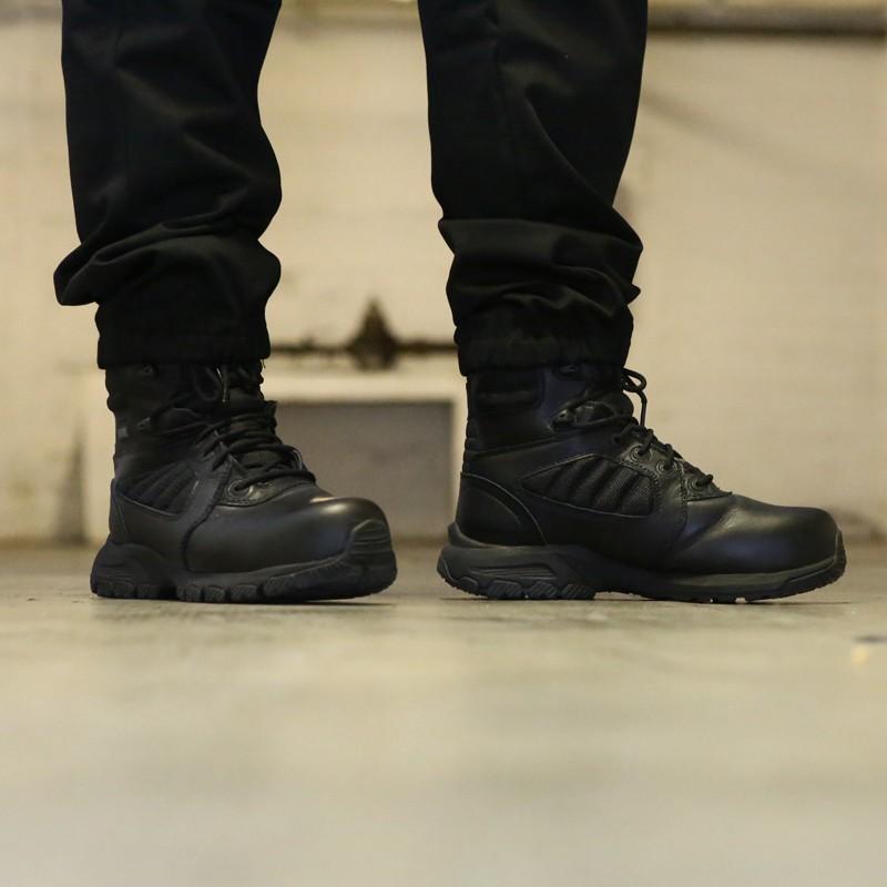 Magnum Lynx 8.0 CT. chaussure montant protection pour agent de sécurité incendie semelle antistatique antiperforante