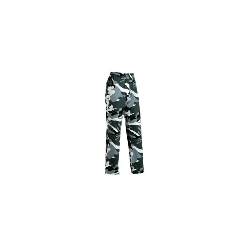 Pantalone da cucina Camouflage
