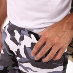 Pantalon de boulanger Camouflage