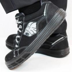 Chaussures de Sécurité cuisine - Basket Gris - Norme S3