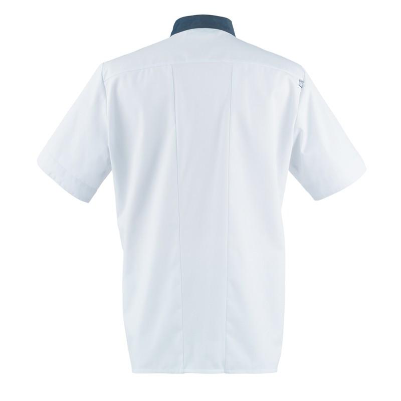Veste de cuisine VEDI Robur, tissu léger agréable à porter, saison estivale