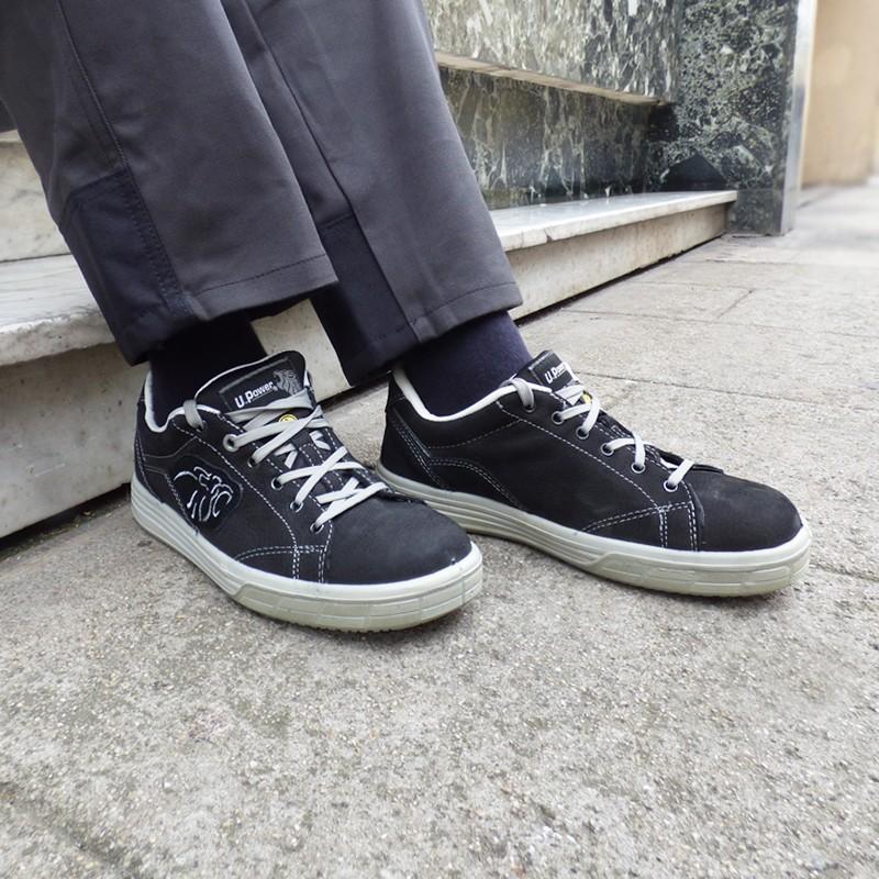 Chaussures de sécurité Amazon S3 SRC ESD. Pour travaux en extérieur et intérieur.