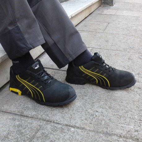 Chaussures de s curit puma amsterdam s3 src - Basket de securite puma ...