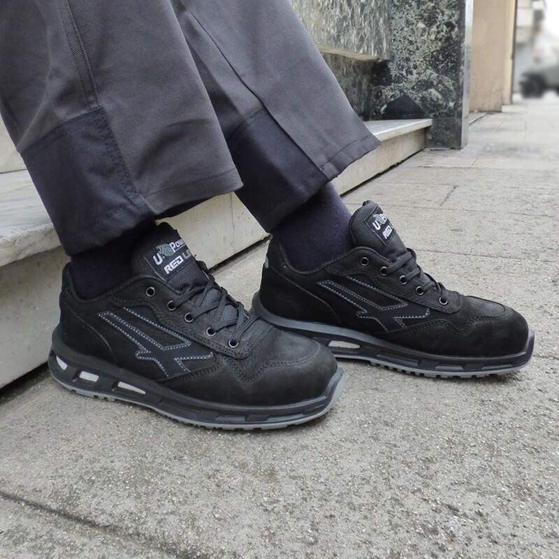 Chaussures de sécurité CARBON S3SRC. Pour tous les types de métiers, en extérieur ou à l'intérieur.