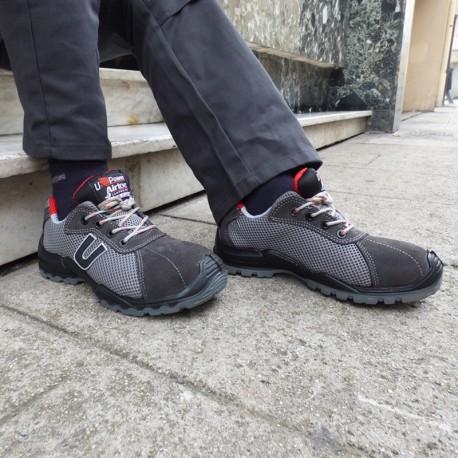 Chaussures de Sécurité S1P, parfaites pour manutention intérieur ou extérieure
