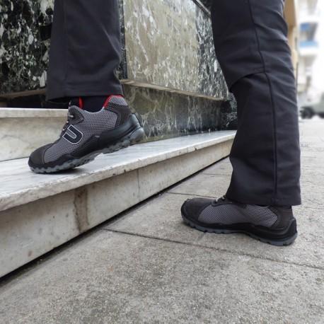 Chaussures de Sécurité S1P, respirantes, souple et durable