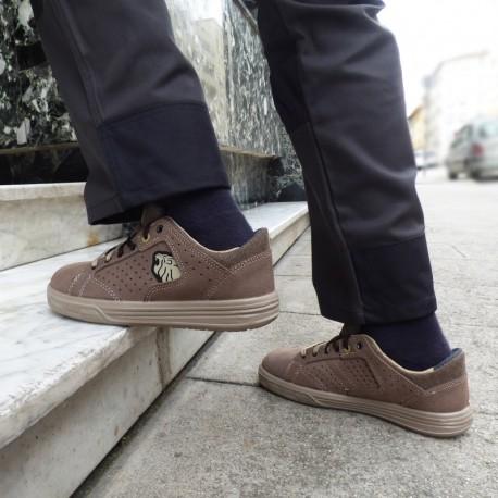 Chaussures de Sécurité Basket S1P SRC, flexible et tendance