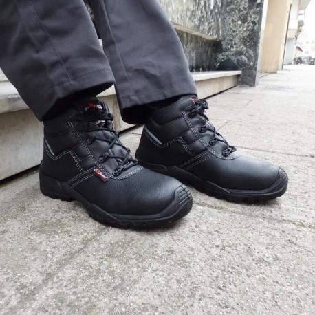 Chaussures de Sécurité Montante upower cat S3 adaptées aux normes de sécurité