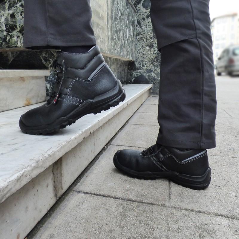 Chaussures de Sécurité Montante upower cat S3, souple et légère parfait pour les travaux