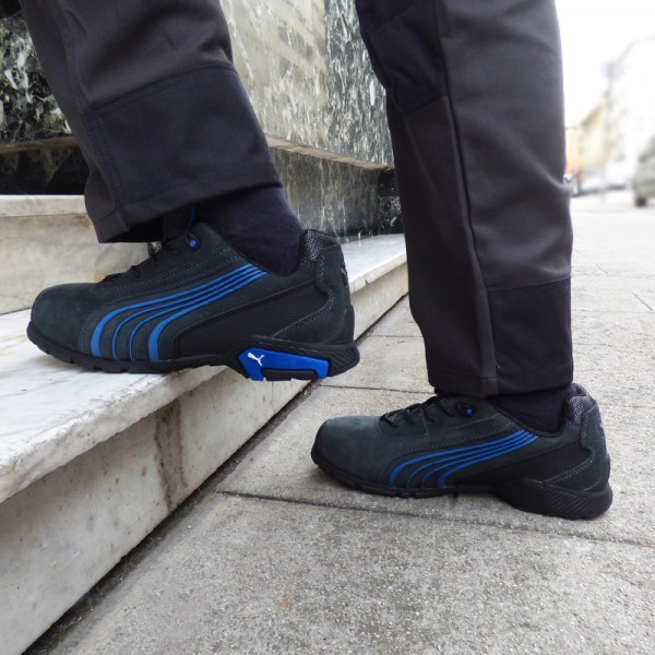 Scarpe di sicurezza Puma Milano Low - S1P