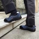 Chaussures de Sécurité Respirante S1P, souplesse de la semelle, une légèreté à toutes épreuves