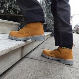 Chaussures de Sécurité Montante S3, flexibilité de la chaussure, sécurité au top