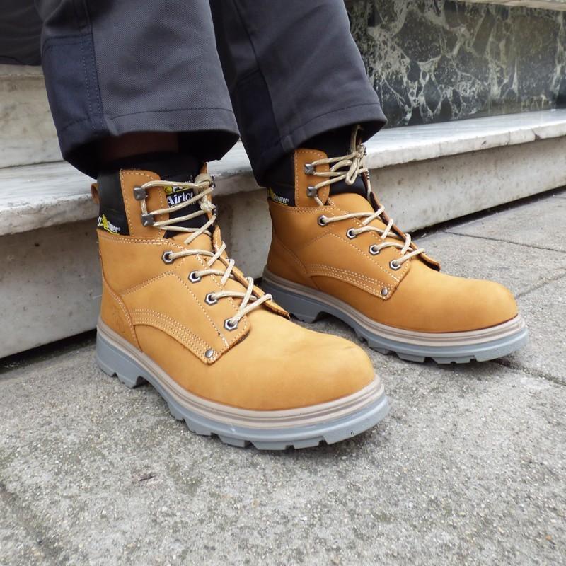 Chaussures de Sécurité Montante S3, adaptées pour toutes les saisons