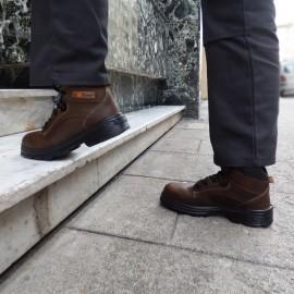 Chaussures de Sécurité Montante S3, avis positifs sur le confort et le maintien