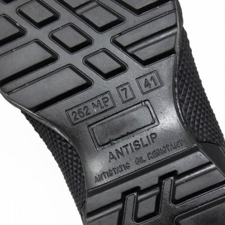 Chaussures de sécurité 3 SRC, semelle antidérapante et antichoc