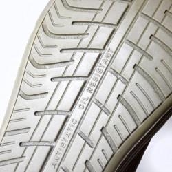 Chaussures de Sécurité Basket Beige S3 SRC, semelle performante anti perforation