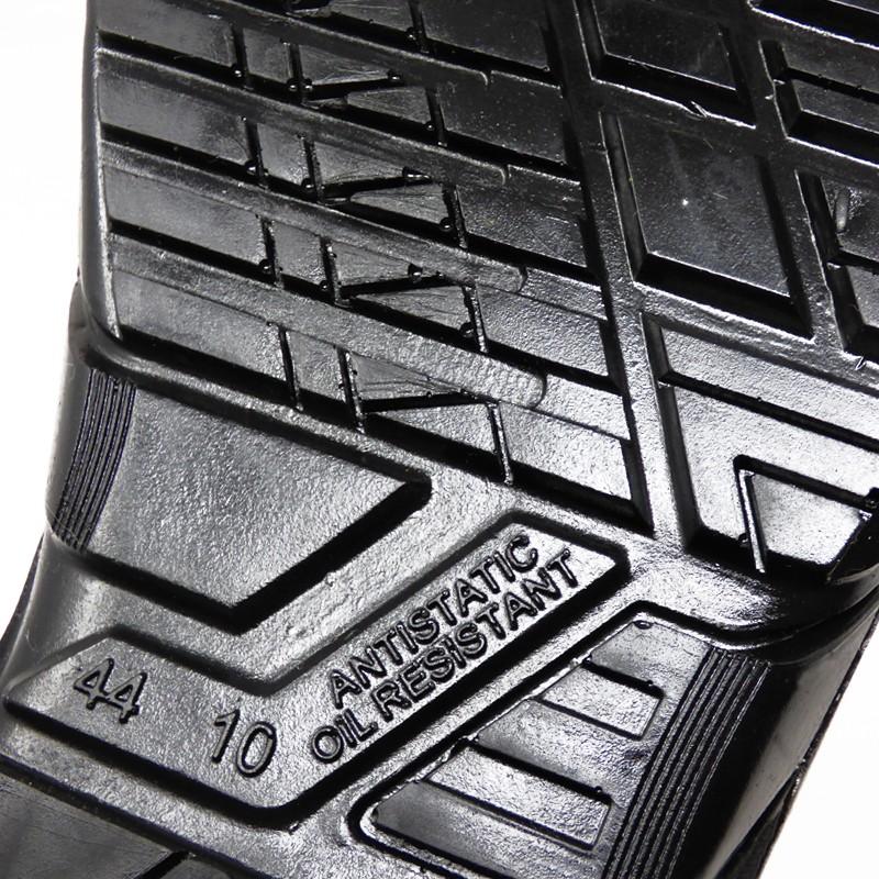 Chaussures de Sécurité Respirante S1P, semelle antiperforation, antistatique.