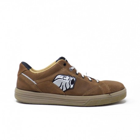 Chaussures de Sécurité Basket Beige S3 SRC