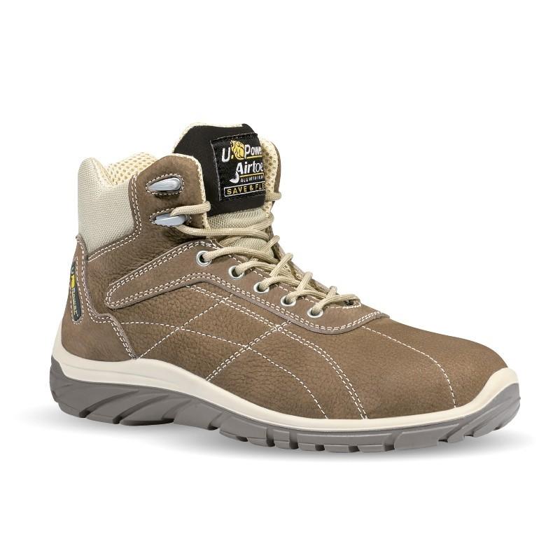 Chaussures de Sécurité Montante S3, polyvalente, maintien de la cheville