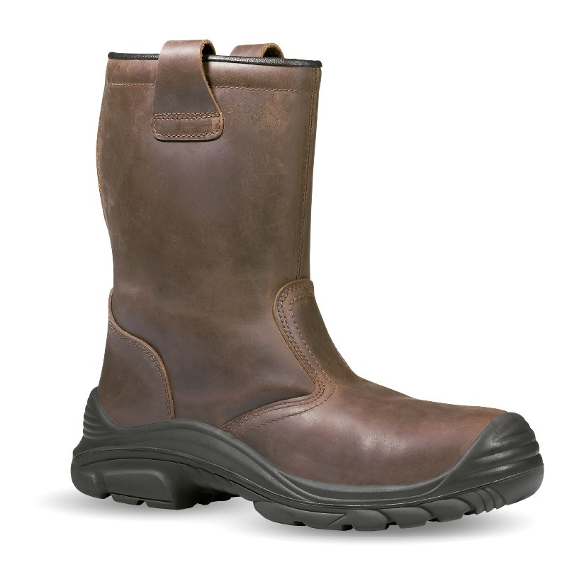 Bottines de Sécurité S3 CI SRC, botte de securité chantier ultra résistante
