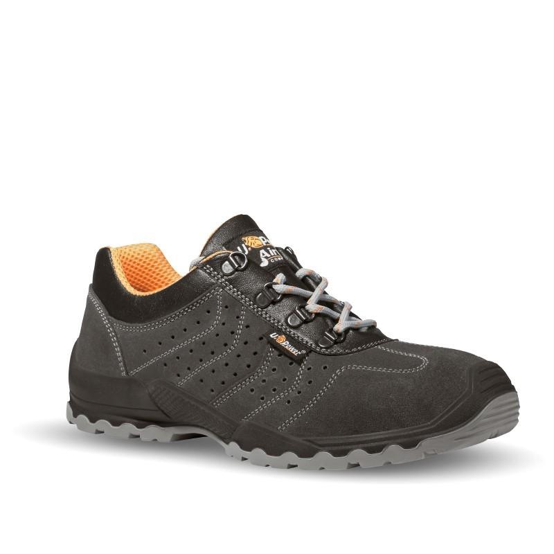 Chaussures de sécurité April S1P SRC. Legères, performantes et sécurité pour tous métiers.
