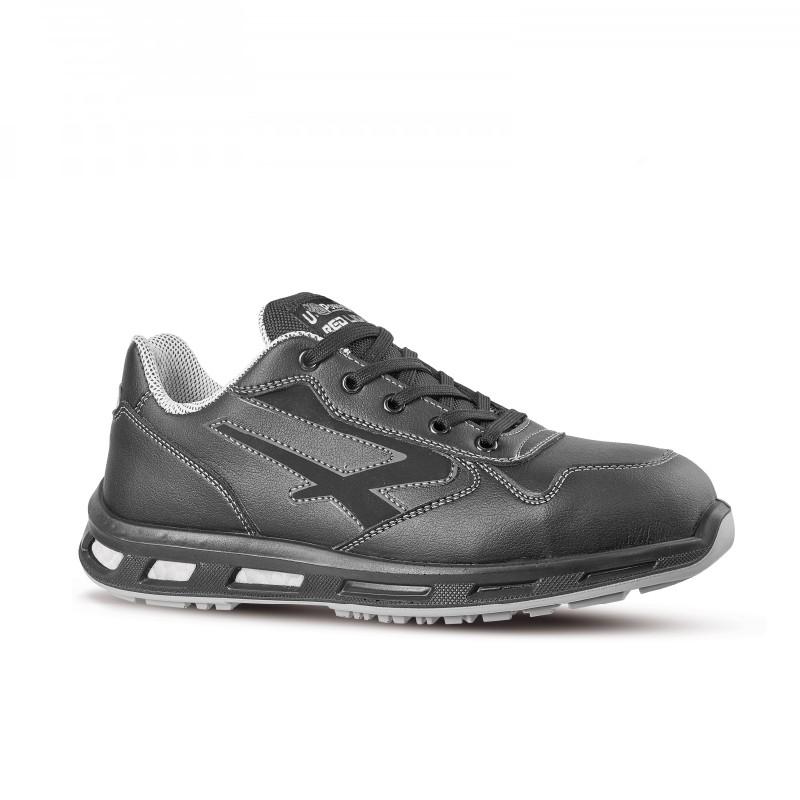 Chaussures de sécurité LINKIN S3 CI SRC. Toute noire, coque de sécurité. Légère. Expérience Red Lion.