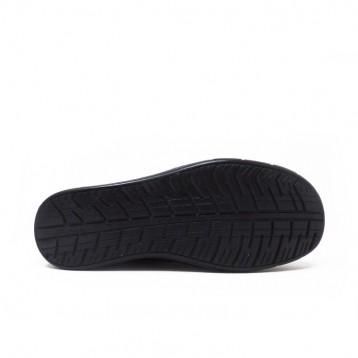 Chaussures de Sécurité Basket Noires S1P SRC