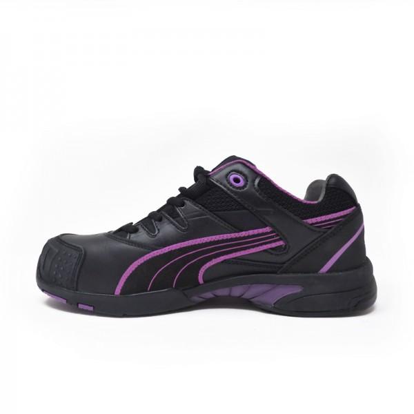 chaussure de securite femme puma stepper low basket securite femme. Black Bedroom Furniture Sets. Home Design Ideas
