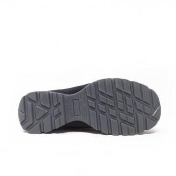 Chaussures de sécurité noire coque protectrice