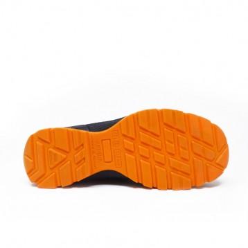 Chaussures de sécurité noir et orange Match S1P SRC