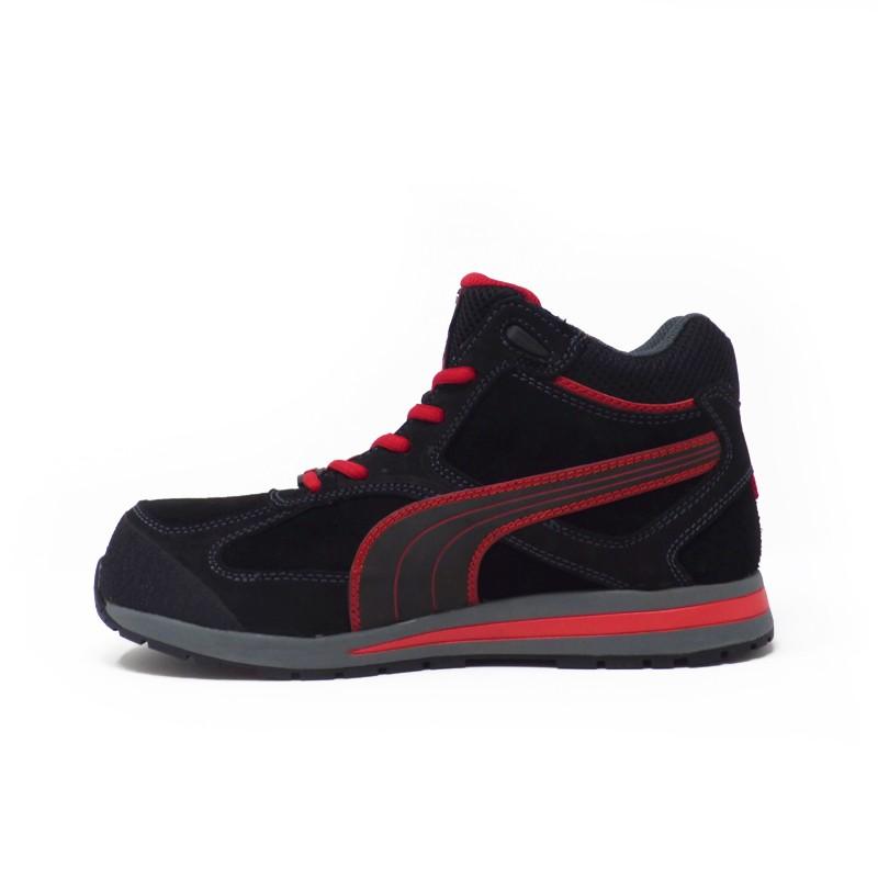 a410d6dec1 Chaussures de sécurité montantes Puma Fulltwist Mid S3 HRO SRC