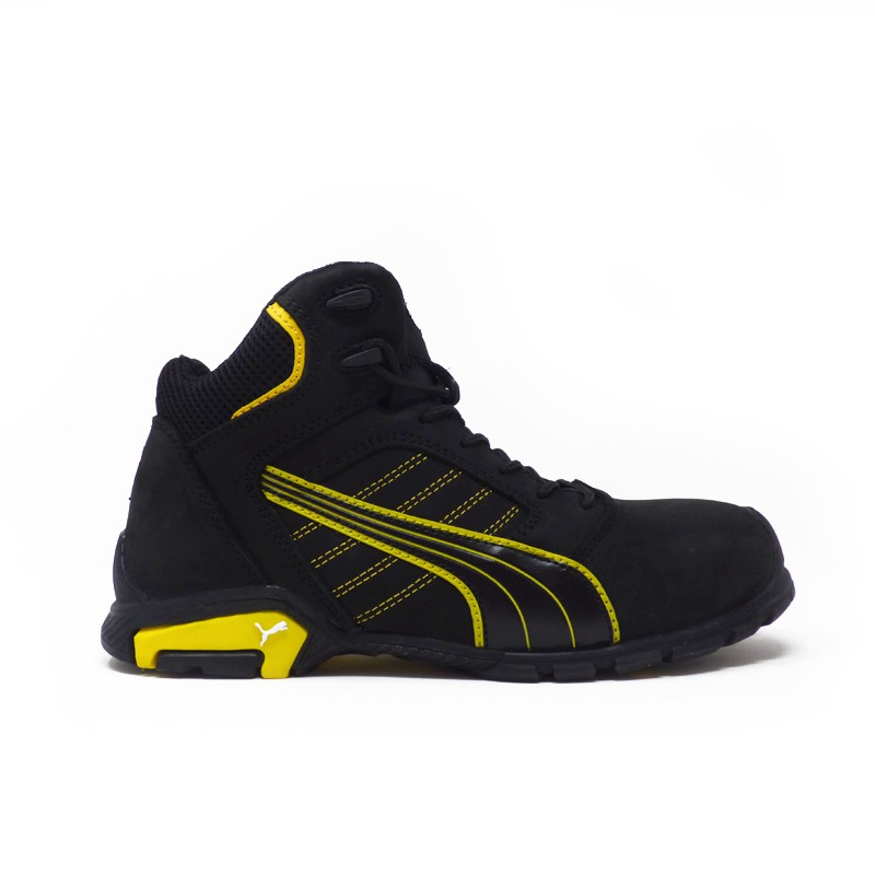 chaussures securite homme puma s3