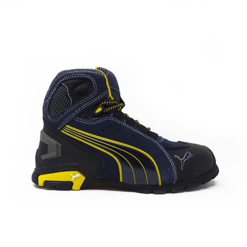 Los Angeles b91ce 87080 Chaussures de sécurité montantes Puma Rio S1P