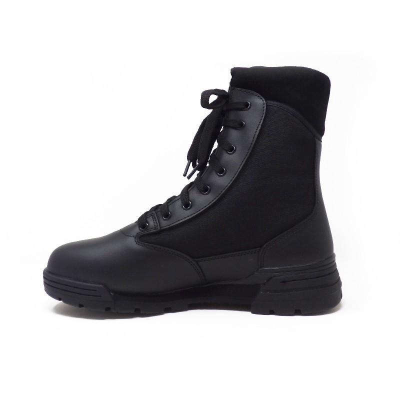 Magnum classique chaussures sécurité cécurité montante fourrée hiver antidérapente semelles protections