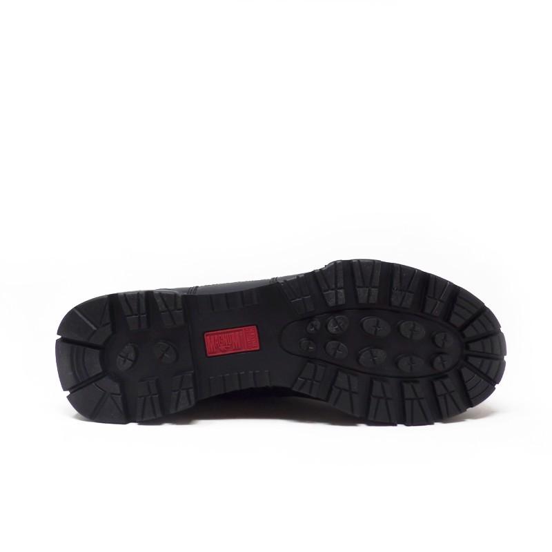 Magnum classiques chaussure cécurités sécurisée montente fourrées hiver antidérapantes semels protektion