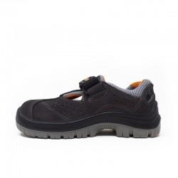 Chaussures de sécurité scratch S1P