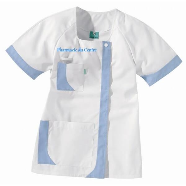 broderie sur blouses médicales et de travail