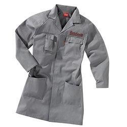 broderie blouse de travail