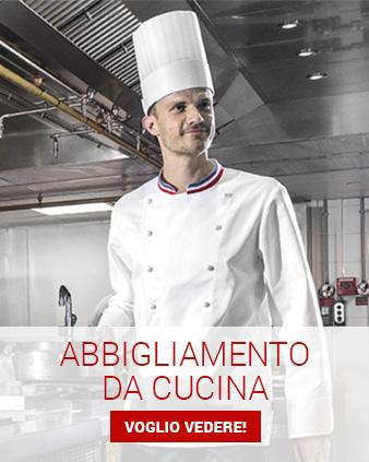 Promozioni Divise da Cuoco