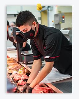vetement apprenti boucher