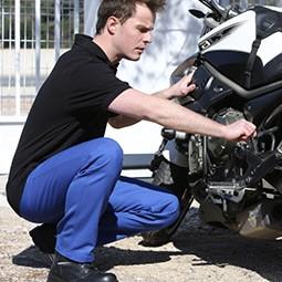 vetement de travail mecanicien, combinaison mecanicien, chaussure de securite mecanicien