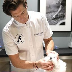 vêtements de vétérinaire