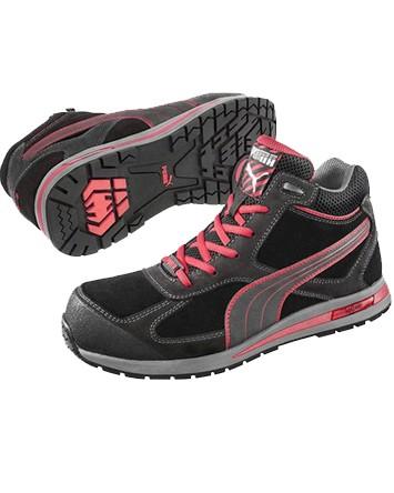 norme chaussure securite pas cher HRO pour femme et homme