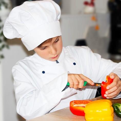 veste cuisine enfant, tablier cuisine enfant