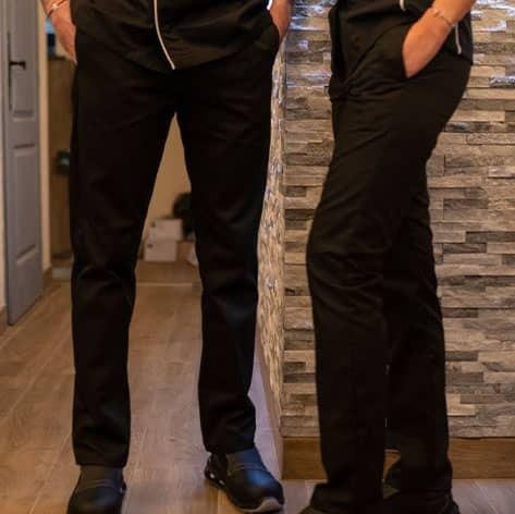 pantalon cuisine femme et pantalon cuisine homme