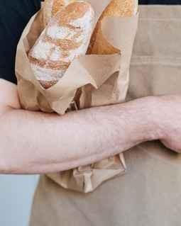 tablier boulanger