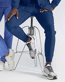Pantalone da medico per uomo