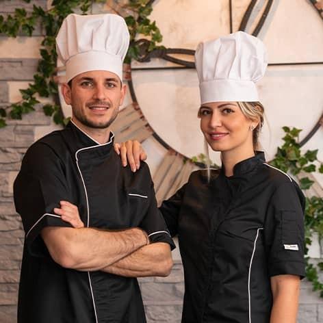 toque de cuisine, calot de cuisinier, bandana de cuisine et beret de cuisine